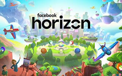 فيسبوك تكشف عن شبكة التواصل الاجتماعي للواقع الافتراضي Horizon