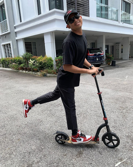 Biodata Nabil Ahmad Pengacara Gegar Vaganza 2019