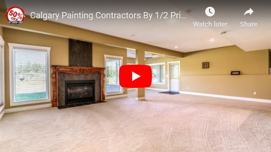 Calgary Painting Contractors