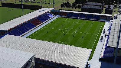 PES 2021 Global Energy Stadium