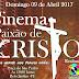 Cinema Paixão de Cristo neste domingo dia ( 09/04) na praça de São Pedro em Belo Jardim, PE