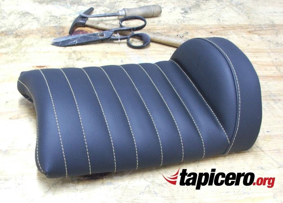La importancia de entregar un tapizado a tiempo tapizar for Tapiceria de asientos de moto