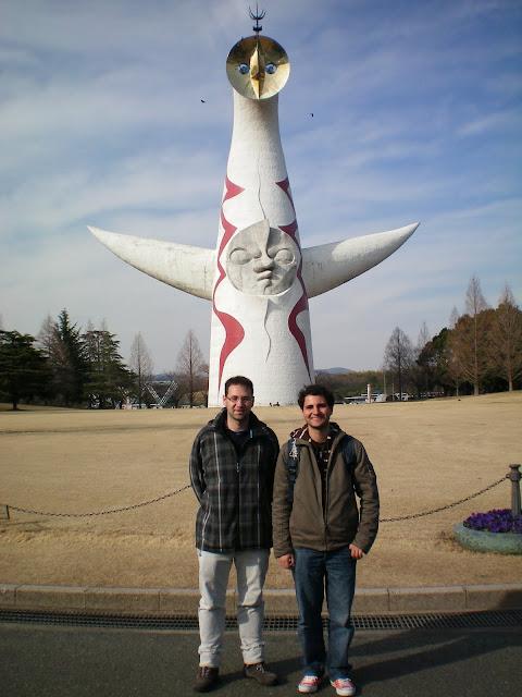 Torre del sol de la Expo de Osaka