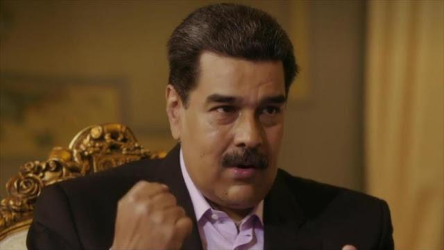 Maduro arremete contra EEUU por destrozar Irak y Libia