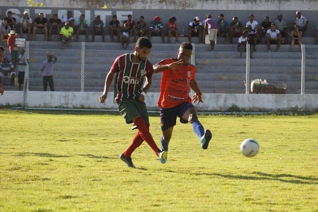 Partida entre Piçarra FC e Pé do Morro pela Copa Sertão é cancelada