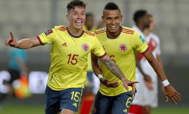 Perú perdió 3-0 ante Colombia