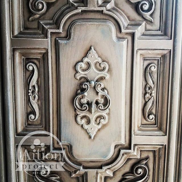 Η ντουλάπα του Αλλαντίν 1 Annie Sloan Greece