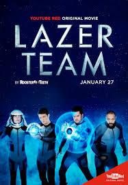 Film Lazer Team (2016)