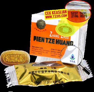Khasiat Pien Tze Huang