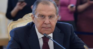 Moscow's Foreign Minister Sergei Lavrov