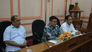 Kinerja Pemkot Cirebon Mendapat Apresiasi  Dari DPRD  Propinsi Jabar