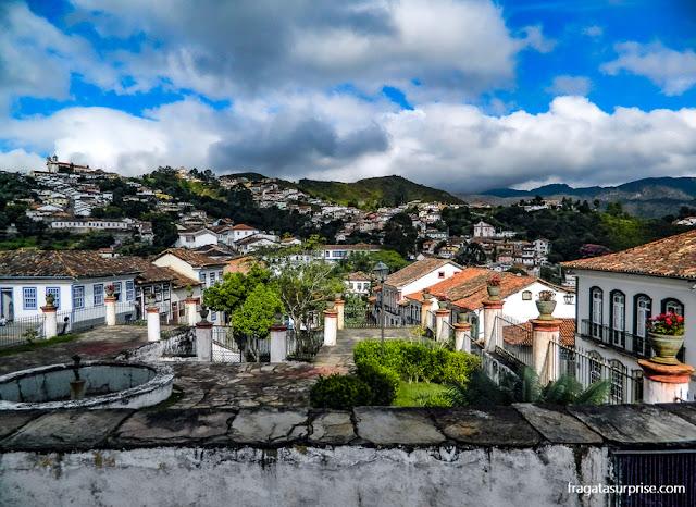 Praça Antonio Dias, Ouro Preto, Minas Gerais