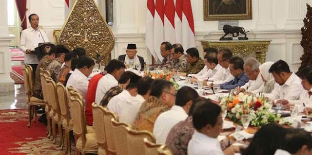 Pecah Koalisi Parpol Jokowi Gara-gara Pelatihan Online Rp5,6 Triliun