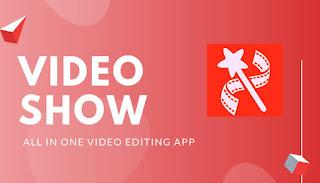 aplikasi edit video tanpa watermark VideoShow