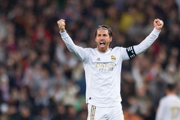Ramos provides Man City red card update