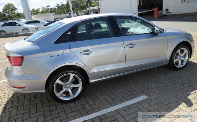 Audi A3 Sedan Flex - 2016