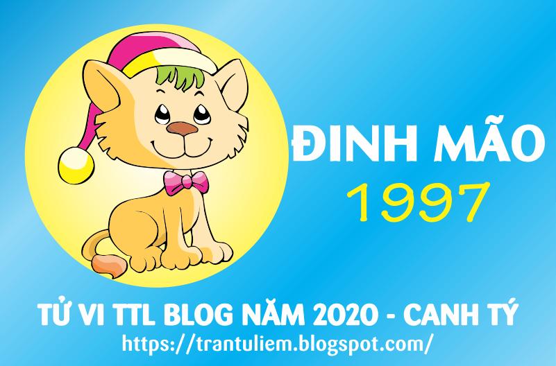 TỬ VI TUỔI ĐINH MÃO 1987 NĂM 2020 ( Canh Tý )