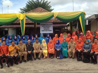 Tim Penggerak PKK Kabupaten Pali, Berguru ke OKI