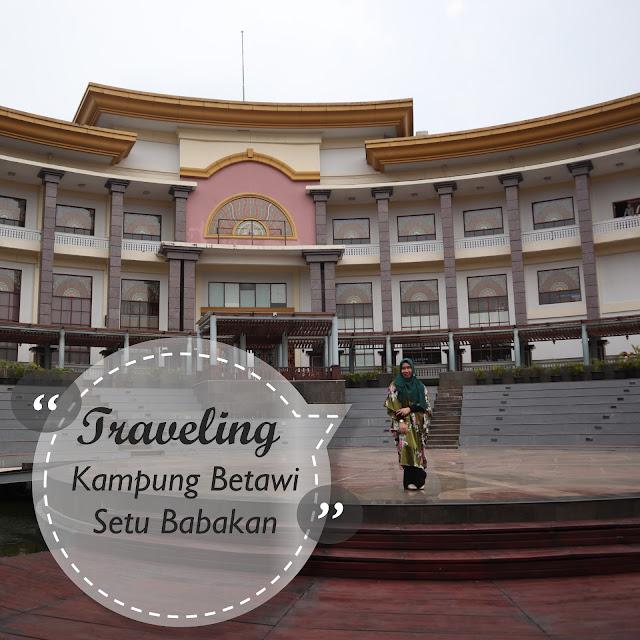 Website Kampung Budaya Betawi Setu Babakan