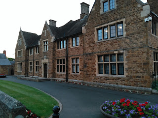Picture of a building at Moulton College