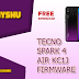 TECNO SPARK 4 AIR KC1J FIRMWARE FLASH FILE OFFICIAL FIX ROM TESTED & WORKING 100% 2019 UPDATE
