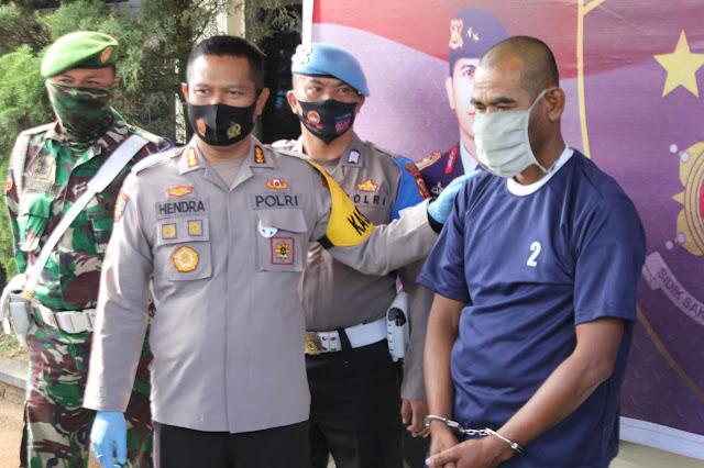 Ngaku Anggota TNI Untuk Memeras, Sudah 100 Kali Beraksi, Begini Modusnya