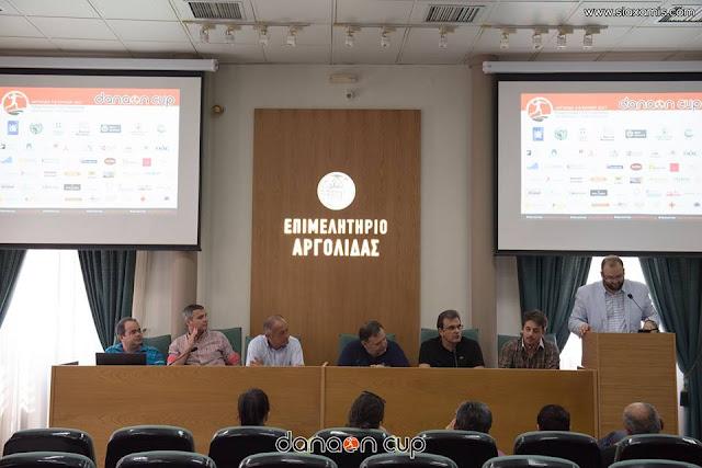 Πηγή ανάπτυξης για το άθλημα και την Αργολίδα το Danaon Cup
