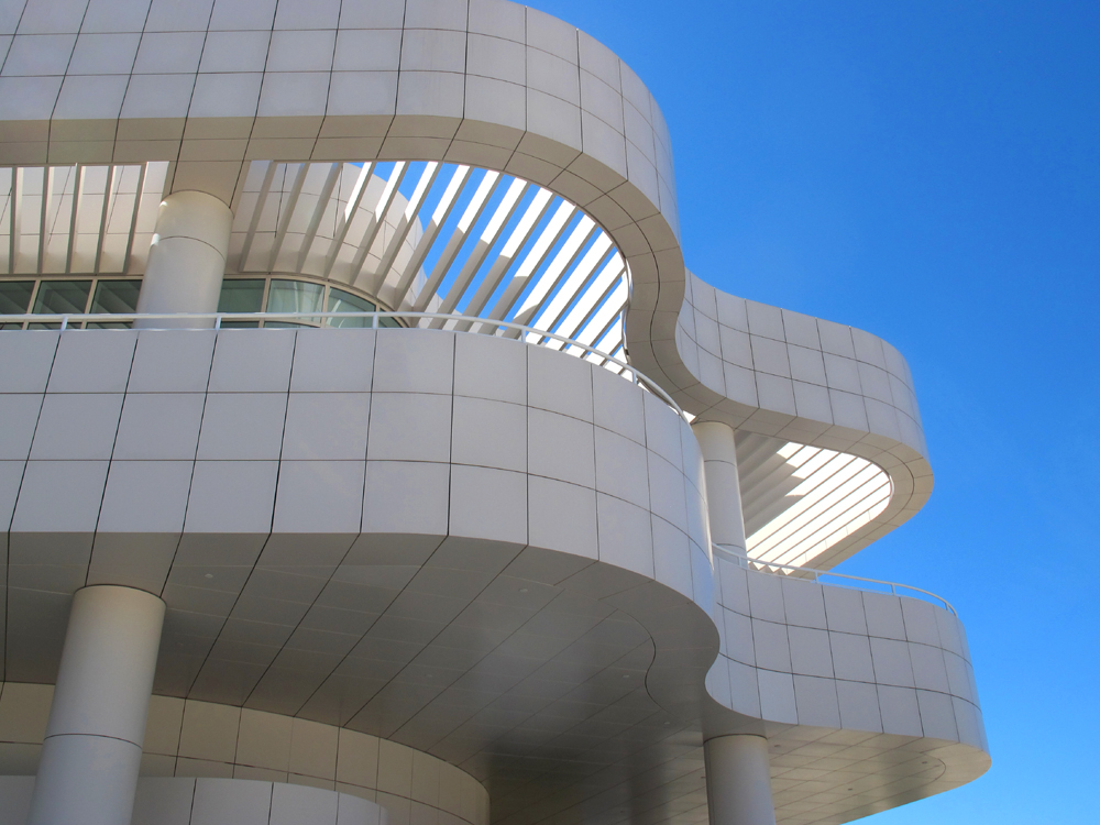 Getty Museum, LA - Los Angeles, California - travel blogger