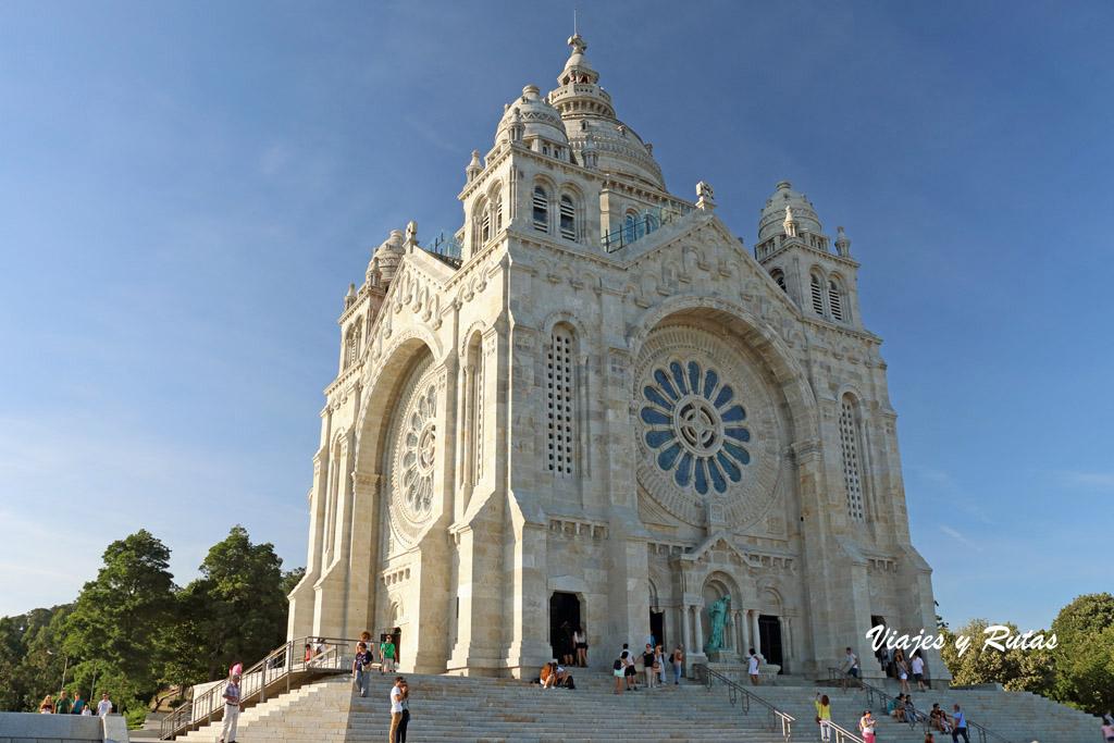 Santuario de Santa Luzia de Viana do Castelo