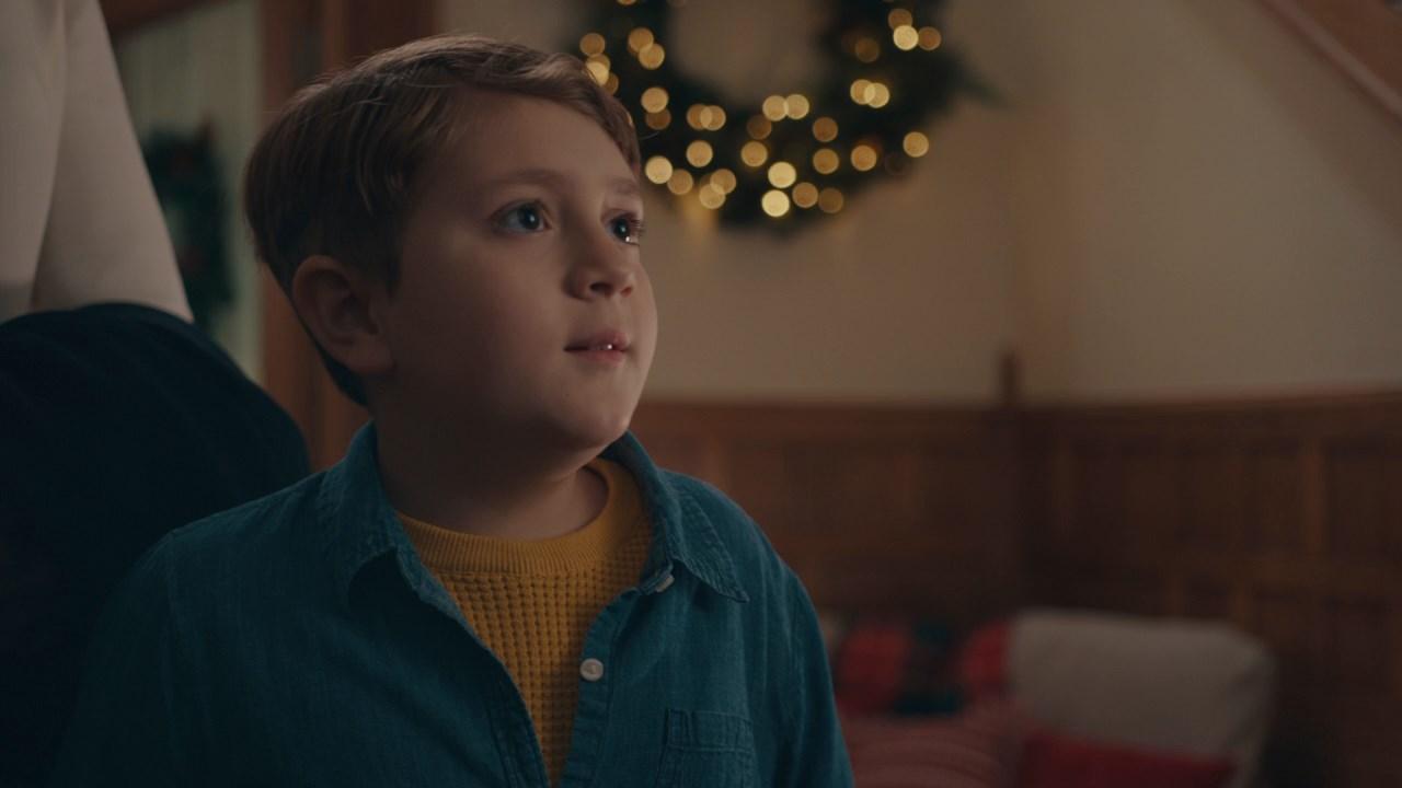 Navidad vuelve a casa (2020) 720p WEB-DL Latino