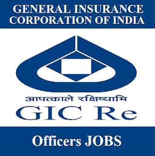 General Insurance Corporation of India , GIC, Offcer, Graduation, freejobalert, Sarkari Naukri, Latest Jobs, gic logo