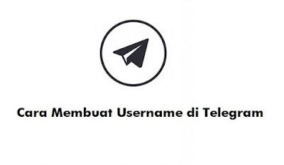 Cara Membuat Username di Telegram