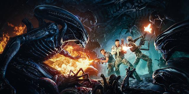 Aliens: Fireteam é shooter cooperativo no universo Alien