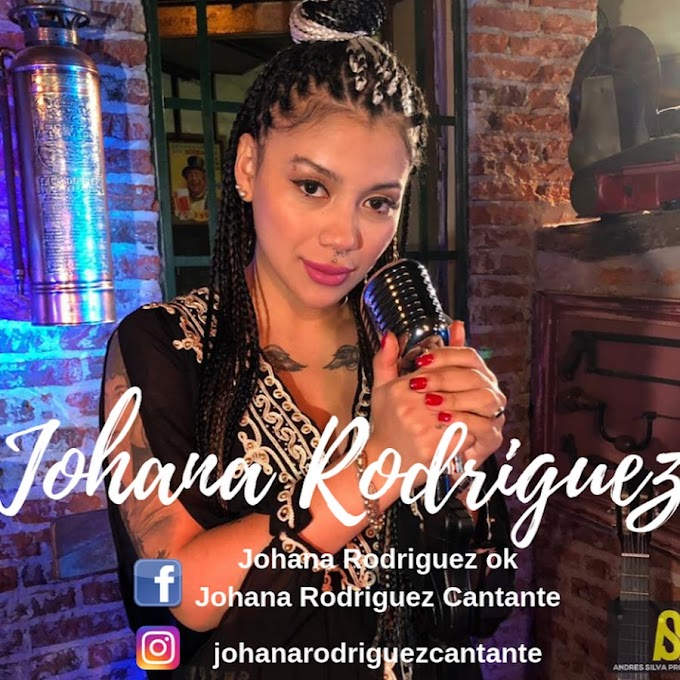 JOHANA RODRIGUEZ - CD DIFUSION X6 (NUEVOS TEMAS)