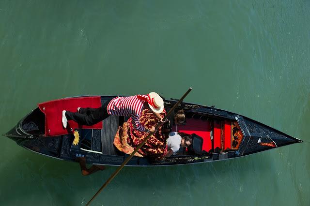 Gondola in Venice Photo by Marco Secchi on Unsplash