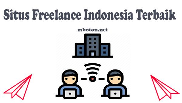 Situs Freelance Indonesia Terbaik untuk mendapatkan pekerjaan sampingan yang menghasilkan dunia online bisnis. Apa itu Situs Freelance merupakan pencari kerja lepas, diindonesia yang masih banyak waktu luang, sempatkan membuat kreatifitas yang lebih positif agar mendapatkan penghasilan uang tambahan inilah situs freelance Indonesia terbaik Untuk mencari uang tambahan freelancer job