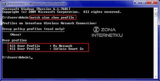 Cara Mengetahui Password Wi-Fi Di PC Windows Melalui Command Prompt (CMD)