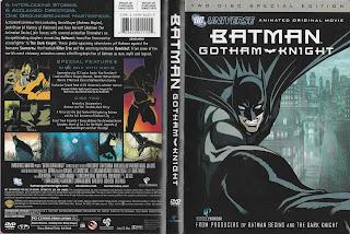 Batman: Gotham Knight DVD cover