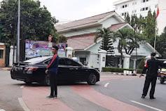 Menteri Jokowi Berdatangan ke RSPAD Gatot Soebroto