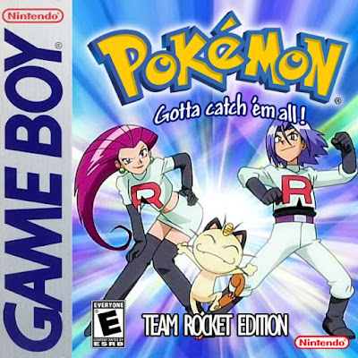 Pokemon Team Rocket Edition GB ROM Download