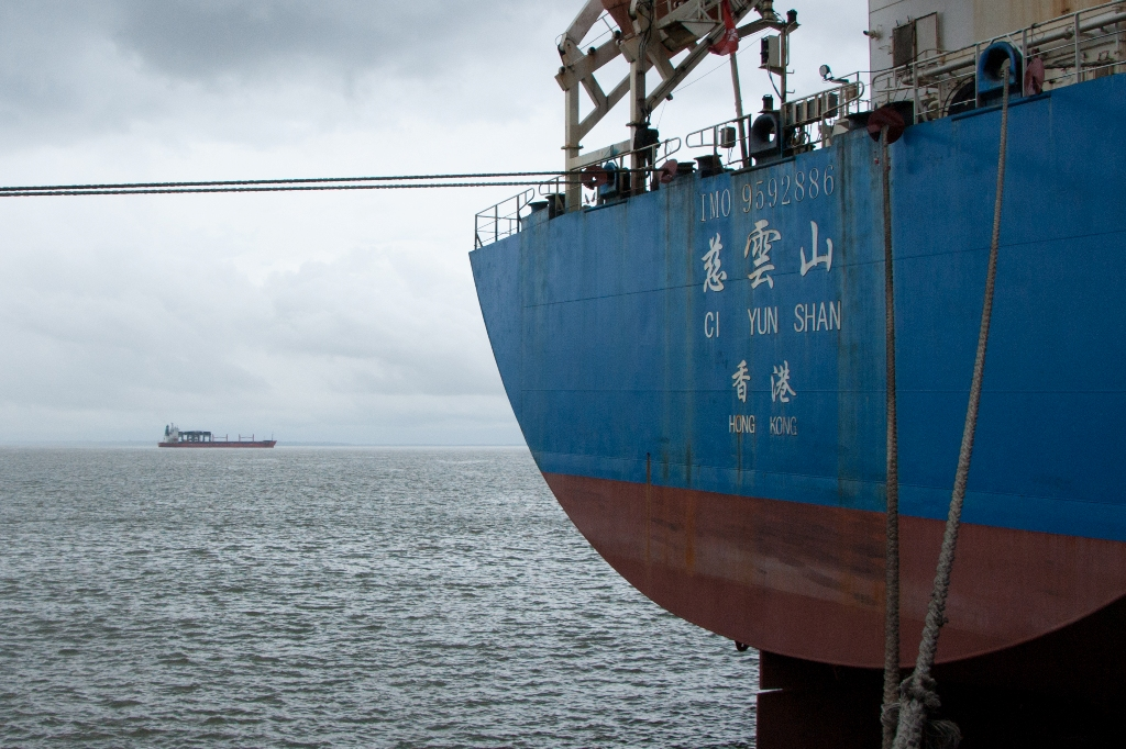 Balança comercial do Pará cresce 57% no 1º trimestre do ano; China lidera em compras