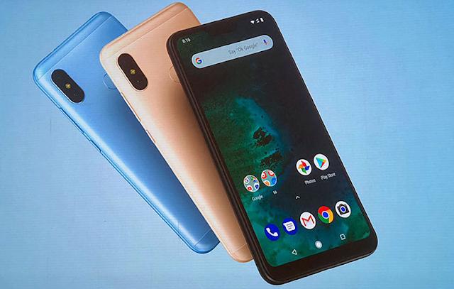 هاتف شاومي Mi A2 يحصل الآن على Android 9 Pie