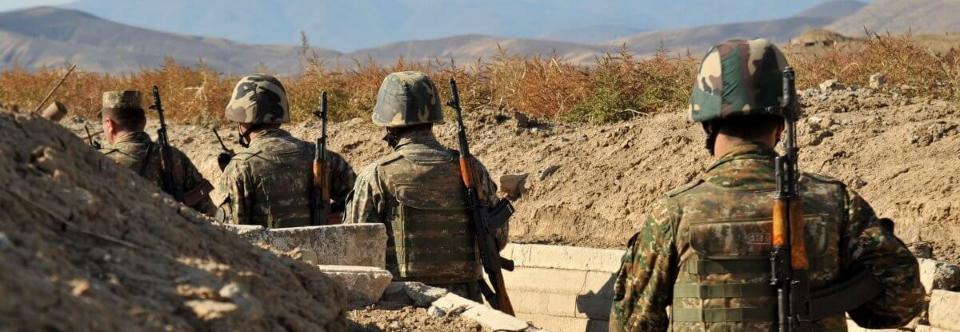 Вірменія капітулювала, Росія і Туреччина вводять миротворців
