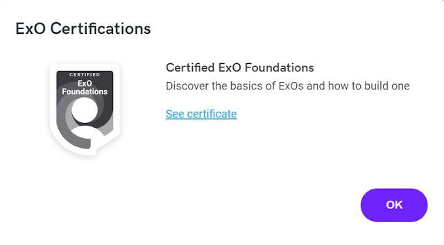 ¿Cómo lograr la certificación Fundamentos EXO? #OpenEXO @OpenEXO