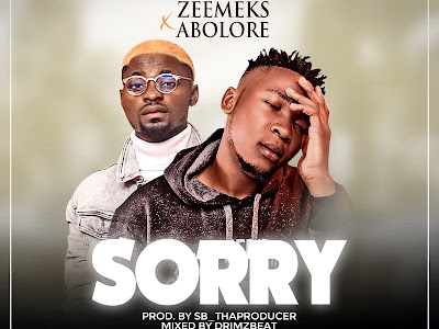 DOWNLOAD MP3: Zeemeks Ft. Abolore - Sorry