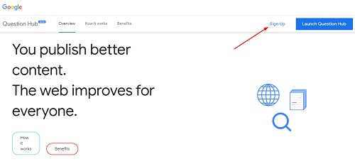 Cara Mendaftar Google Question Hub