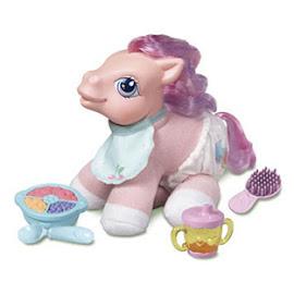 My Little Pony Bon Appetit So-Soft My First Meal G3 Pony