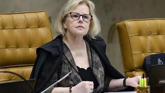 rosa weber pgr bolsonaro cometeu genocidio