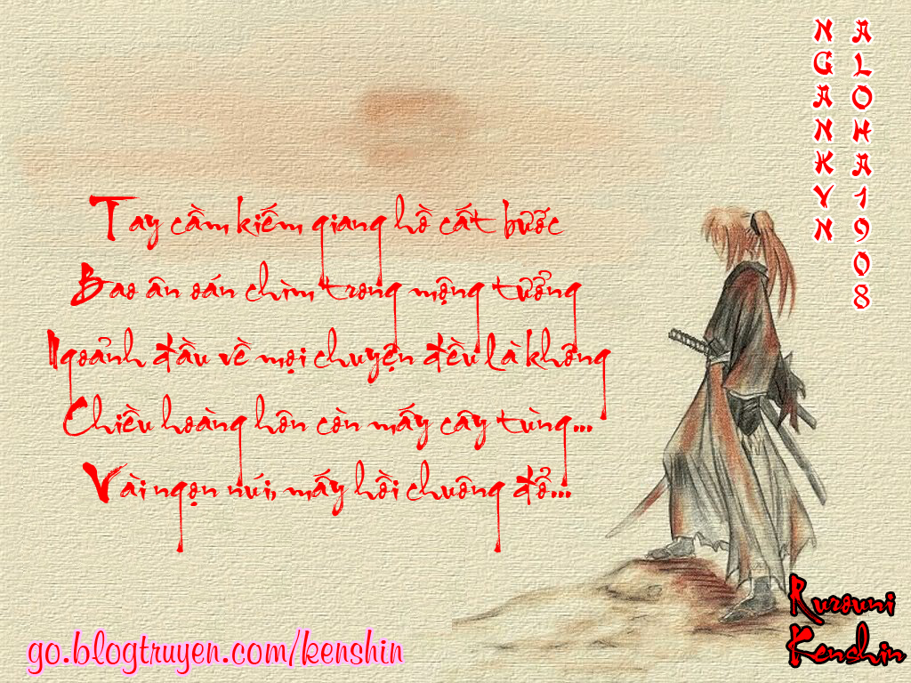 Rurouni Kenshin chap 42 trang 21