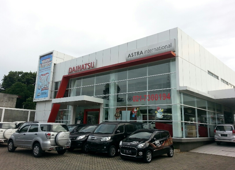 Dealer Astra Daihatsu Ciledug